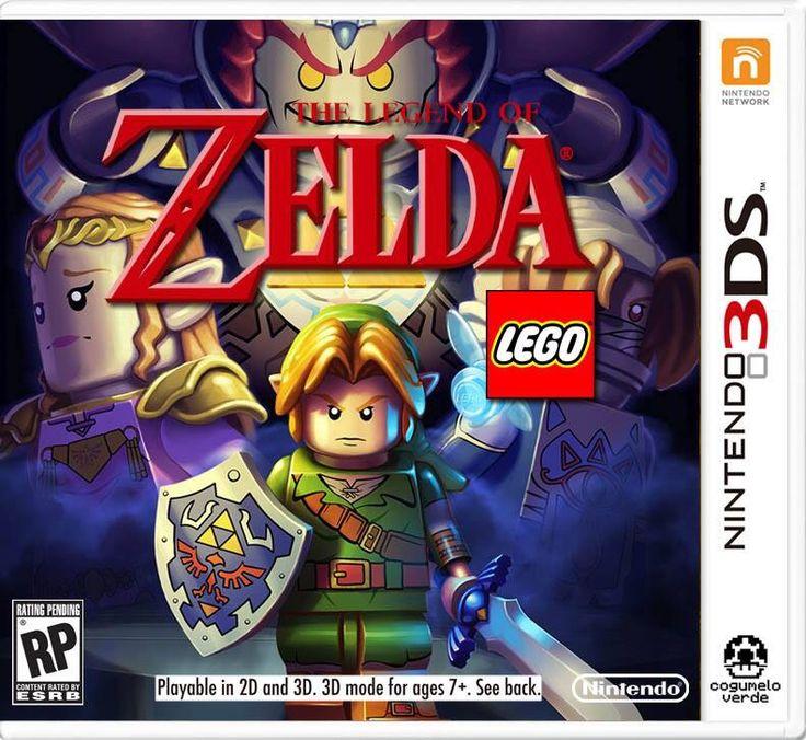 Zelda Lego, uma boa idéia ou não? | Games e Artworks ...