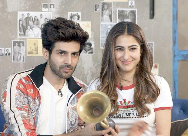 Watch Sara Ali Khan Reveals Why She Wished Ranveer Singh And Not Kartik Aaryan On Their Birthdays Sara Ali Khan Ranveer Singh Bollywood News
