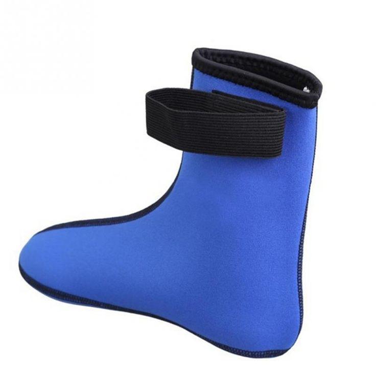 İyi Kalite SıCAK SATıŞ 3 MM Neopren Dalış Tüplü Sörf Yüzme Çorap Su Sporları Dalış Botları Su Spor Ayak Wearings