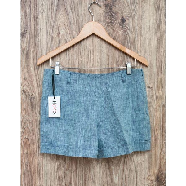 Светло-синие шорты HooS