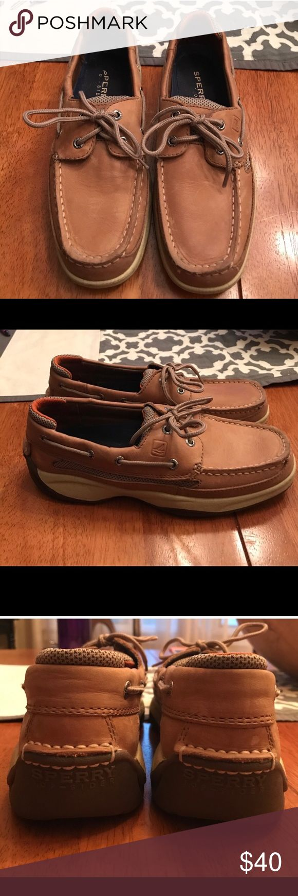 Sperry men's shoes Sperry top siders men's 7.5  worn only a few times. Excellent condition Sperry Top-Sider Shoes Loafers & Slip-Ons