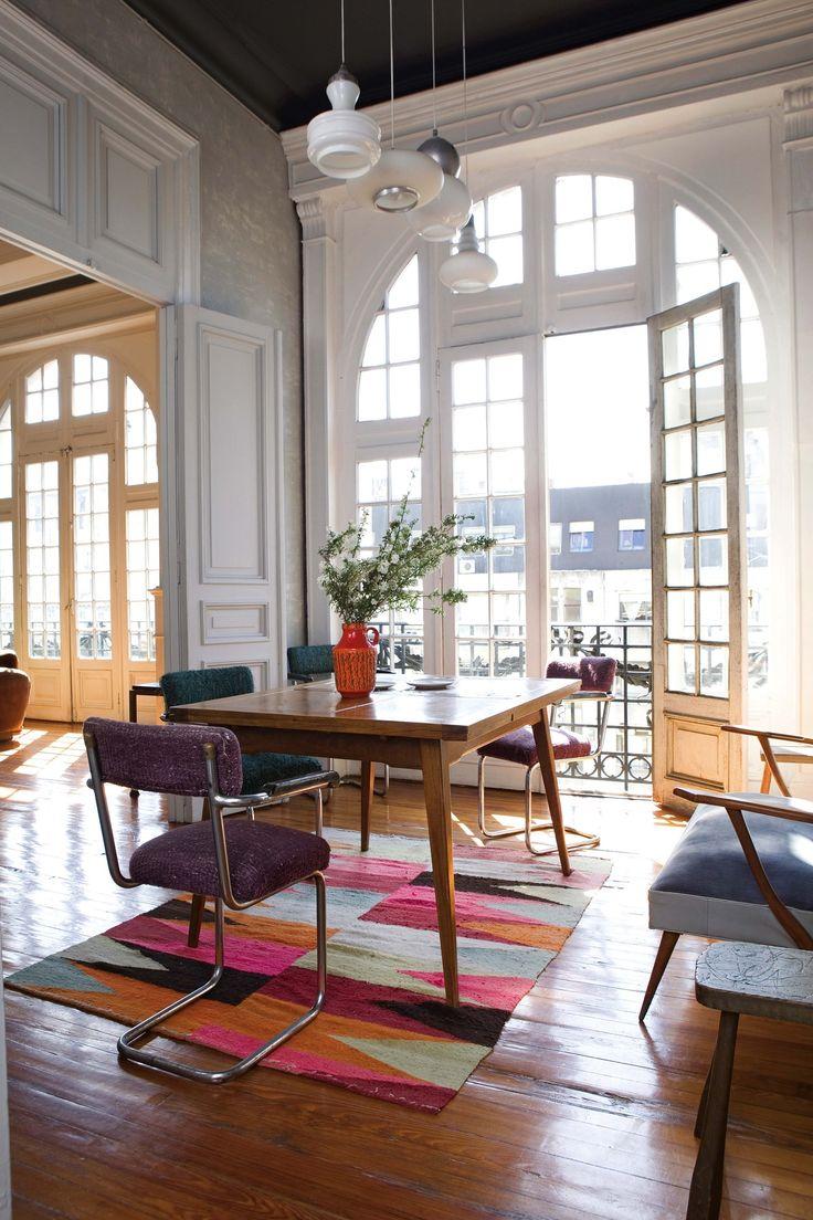 M s de 1000 ideas sobre alfombras de comedor en pinterest - Alfombras de comedor ...