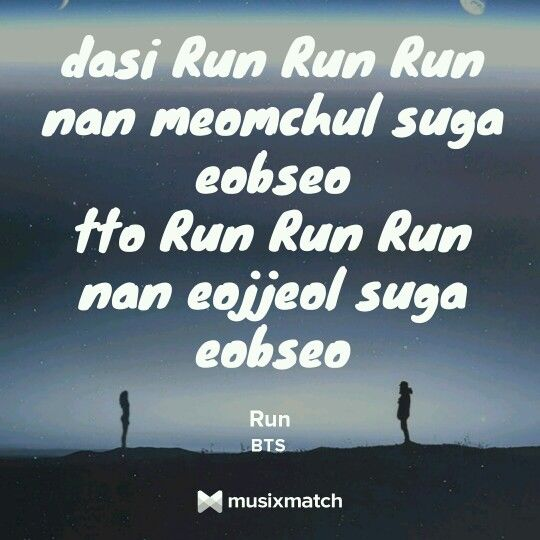 Run by BTS