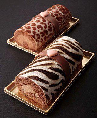 Printed Sponge Cake Rolls - Presented by Yahoo! Japan
