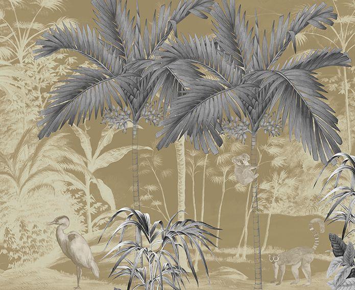 17 best images about ananbo papiers peints panoramiques on pinterest painted walls landscape. Black Bedroom Furniture Sets. Home Design Ideas