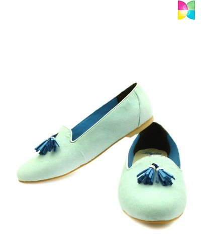 Nika Pastel Loafers by Rhythm and Shoes
