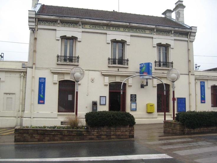 SAVIGNY SUR ORGE : gare SNCF Transilien