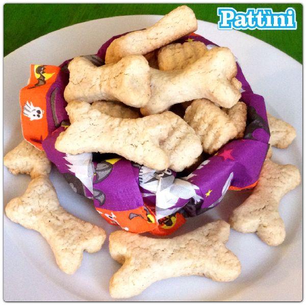 Ricetta biscotti per Halloween by Pattìni #merendapattini