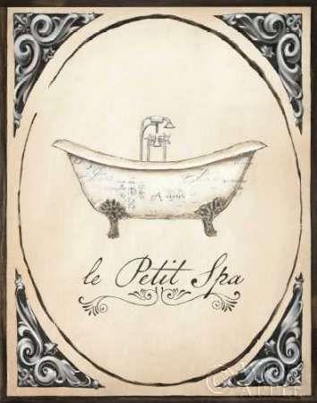 Le Petit Spa I (Emily Adams)
