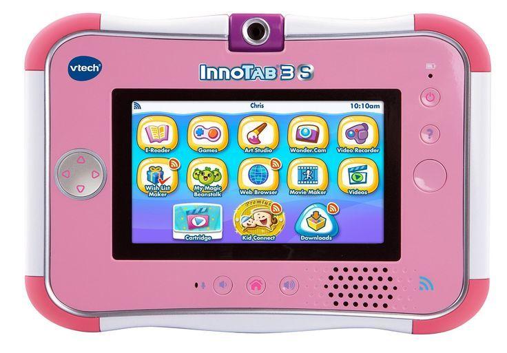 VTech InnoTab 3 -Best Gifts for 5 Year Old Girl  (scheduled via http://www.tailwindapp.com?utm_source=pinterest&utm_medium=twpin&utm_content=post163147325&utm_campaign=scheduler_attribution)