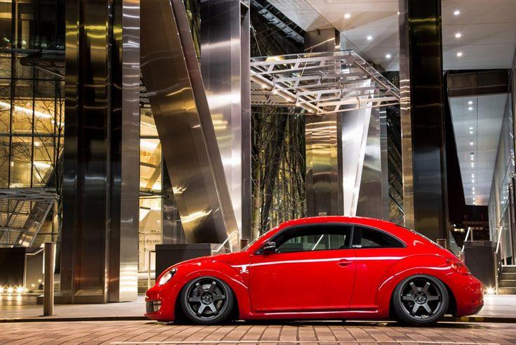 Air Lift Performance vw beetle turbo 2012 threaded body performance kit
