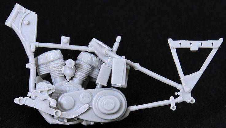 MiniArt+35182+US+Soldier+Pushing+Motorcycle+Review+Build+%2818%29.JPG 1.186×673 pixels