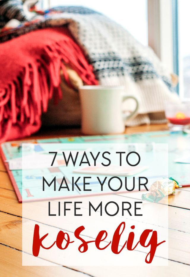 How to Make Your Life More Koselig | Heart My Backpack | Bloglovin'