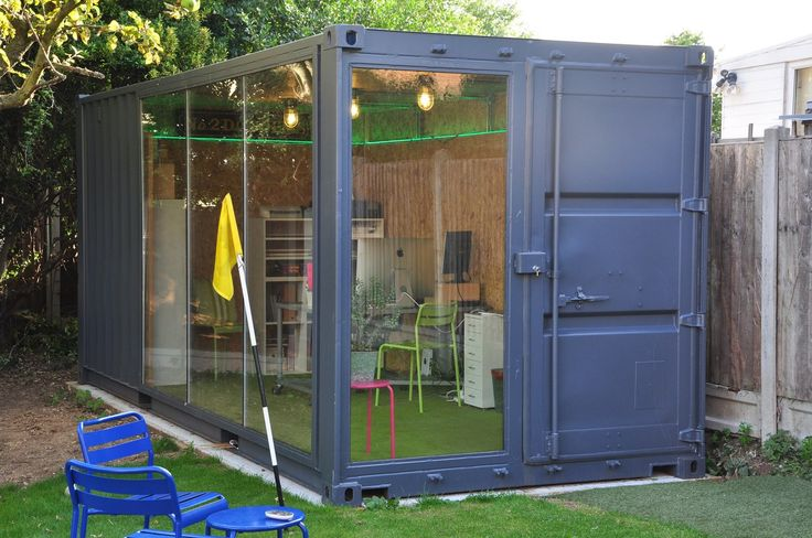 Studios and Offices - Arkitainer - Shipping Container Architecture