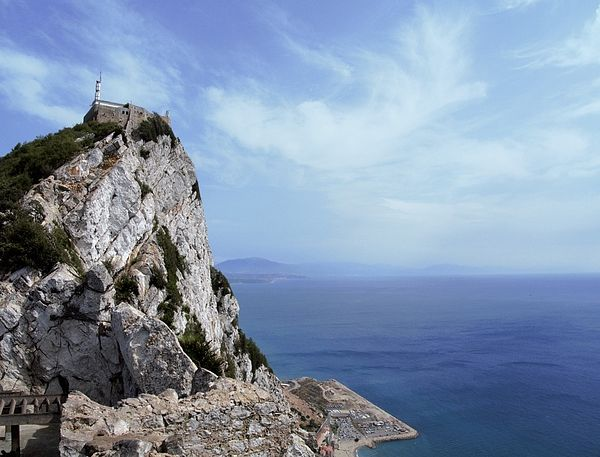 Gibraltar Rock view  HomeDecor