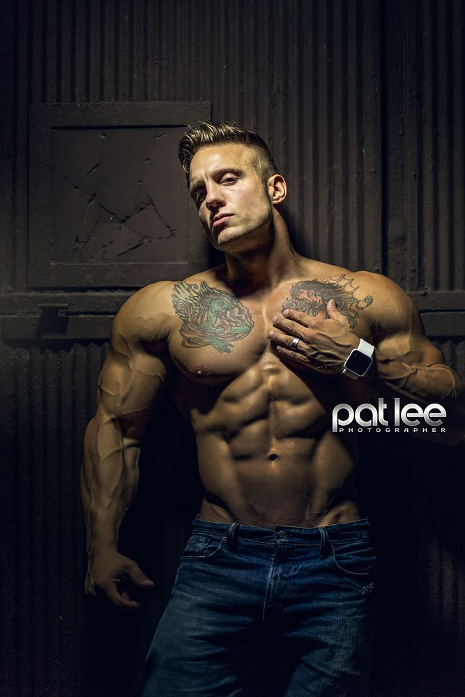 Bodybuilding Models Male