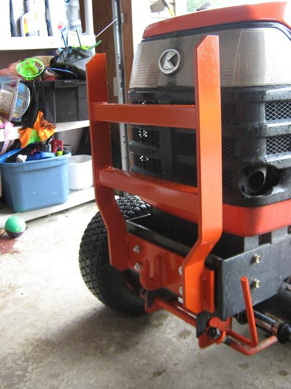 Kubota Grill Parts : Best tractor things to build images on pinterest