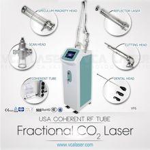 2015 Medical fractional CO2 Laser vaginal tightening laser