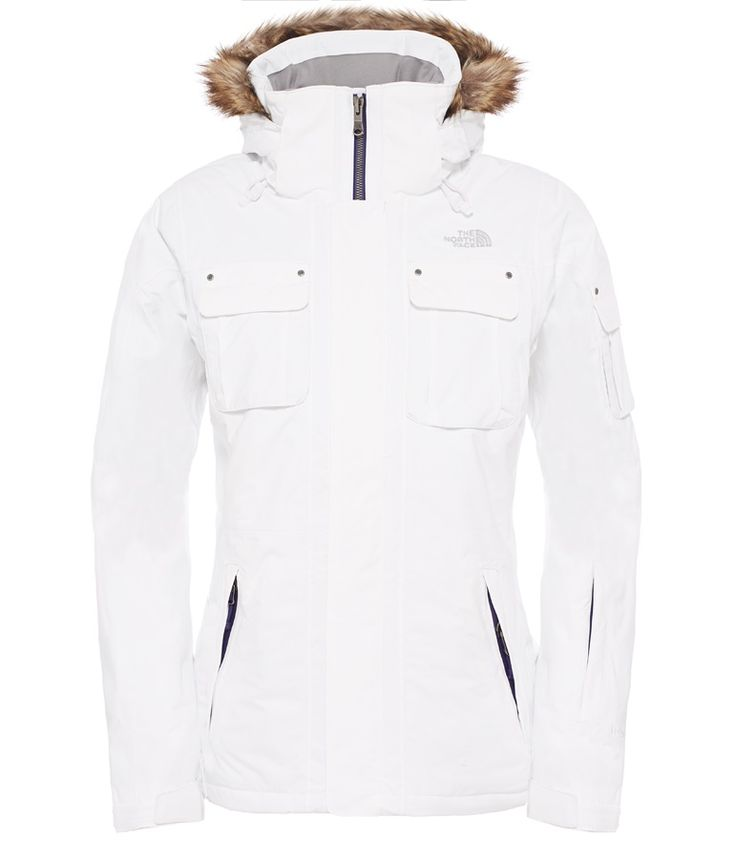 The North Face Baker Women's Ski/Snowboard Jacket, M, TNF