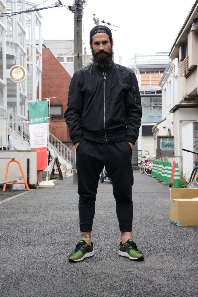スウェットパンツ 着こなし メンズ【最新】 | 男前研究所
