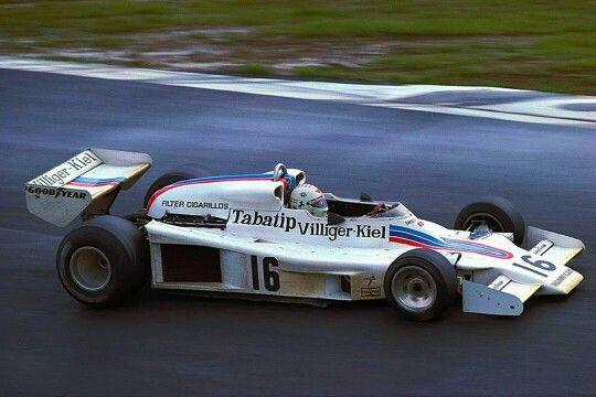 1977 Shadow DN8 Arturo Merzario