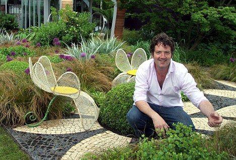 Trädgårdsdesign för 2000-talet – Diarmuid Gavin