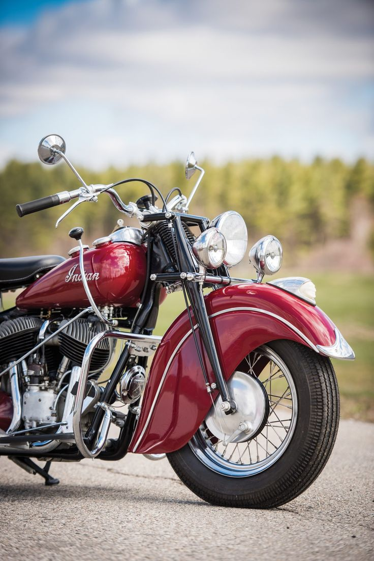 Indian Chief Roadmaster 6