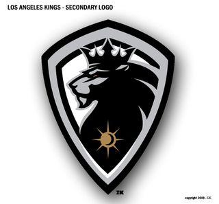 LA Kings Secondary Logo photo LosAngelesKingsSecondaryLogocopy.png