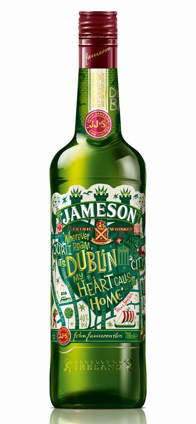 Jameson inicia as celebrações do St. Patrick's Day 2015