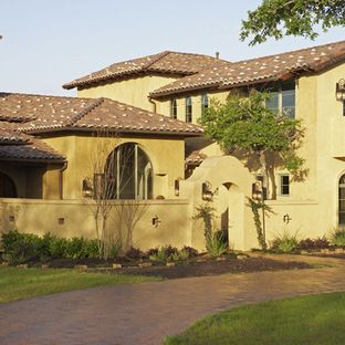 1000 images about homes architecture yellow stucco