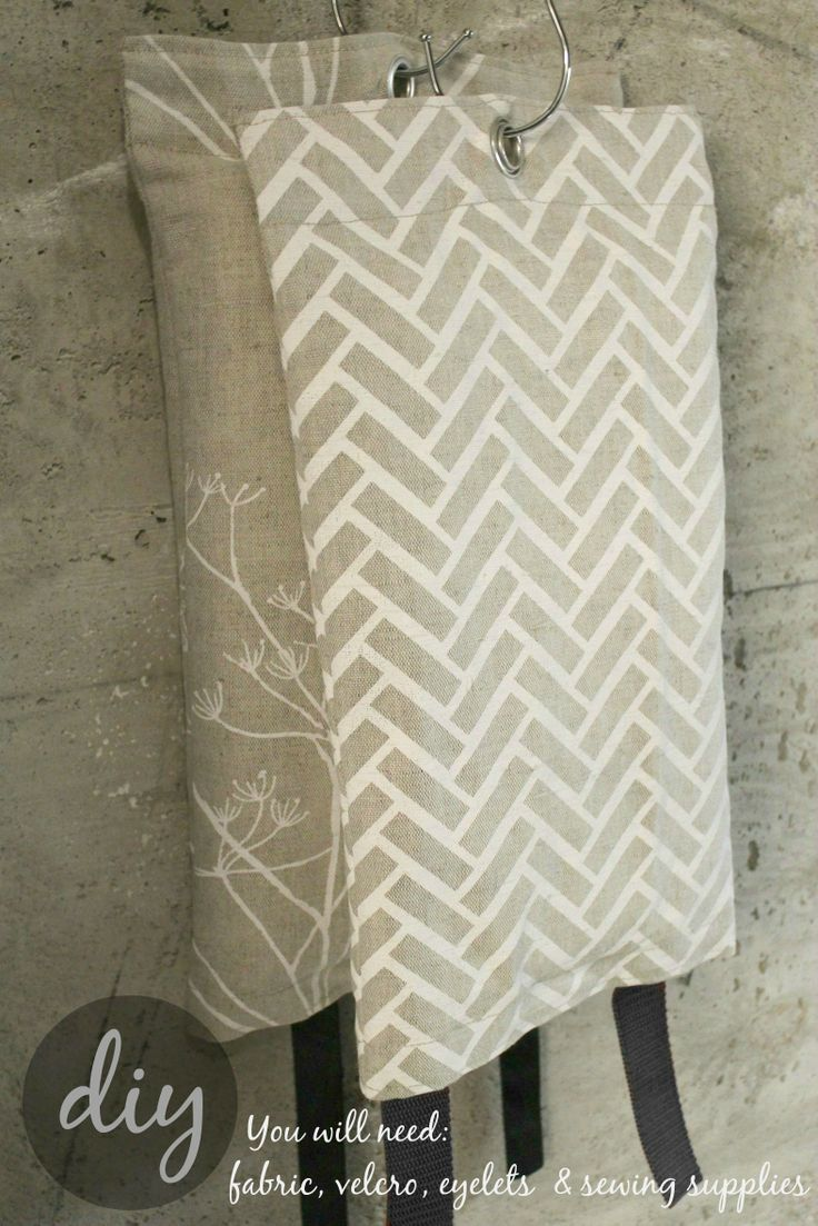 DYI Project - Fire Blanket Cover Tutorial by Ada & Ina Linen Fabric. www.linenfabrics.co.uk