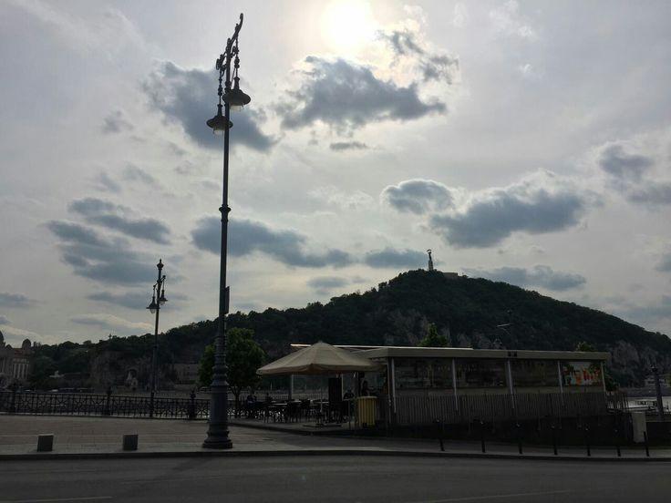 Gellért Hill, Budapest, HUN