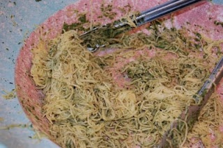 Herb Pasta w/ Meyer Lemon. SO yummy. And easy. Of course. | Pinned It ...