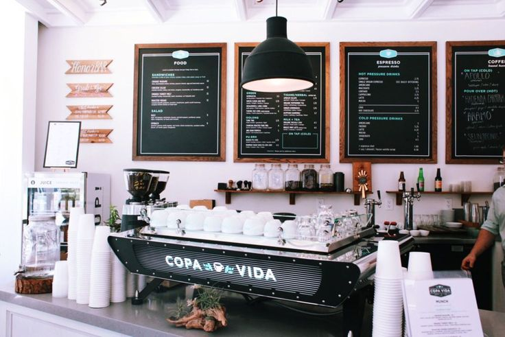 explore the best places to get a cup of joe in los angeles // domino