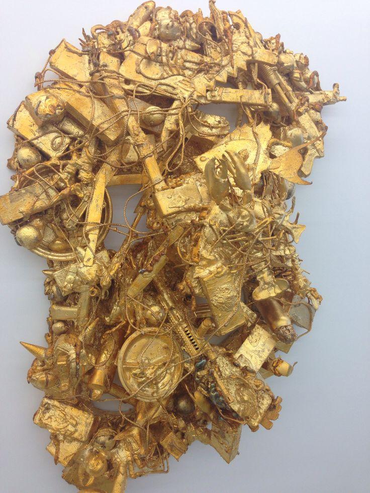 Golden works by Jonh Miller