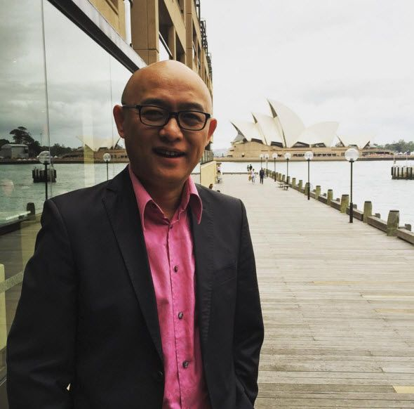 """Meng Fei, the host of the popular Chinese dating show """"If You Are the One"""" is in Sydney for a live forum discussion."""