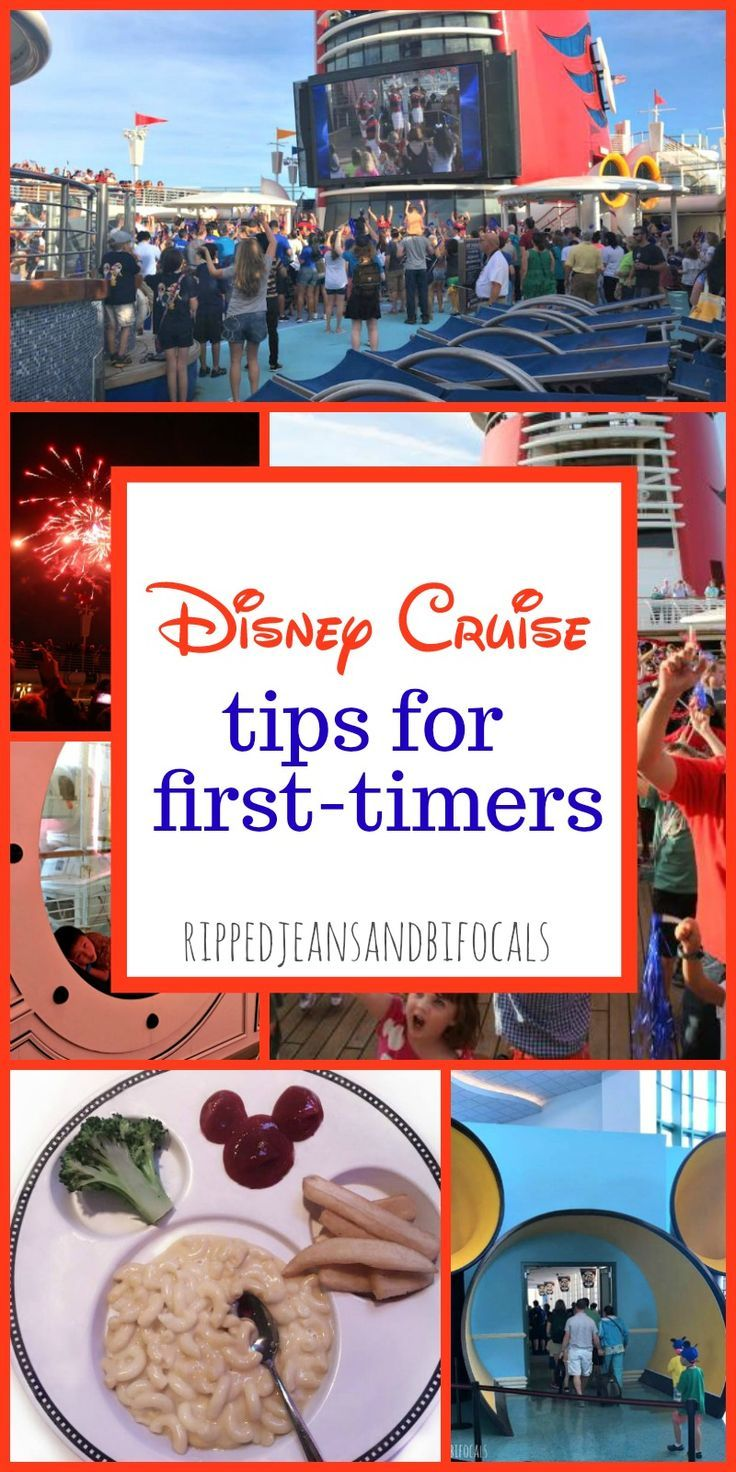Disney Cruise Tips for First Timers...if you have questions, this is the place to start!|Ripped Jeans and Bifocals  |Disney Cruise|Disney Cruise Line|Disney vacations|Tips for first-time cruisers|Disney Cruise Info|Disney Cruise Tips|Family Vacation Ideas