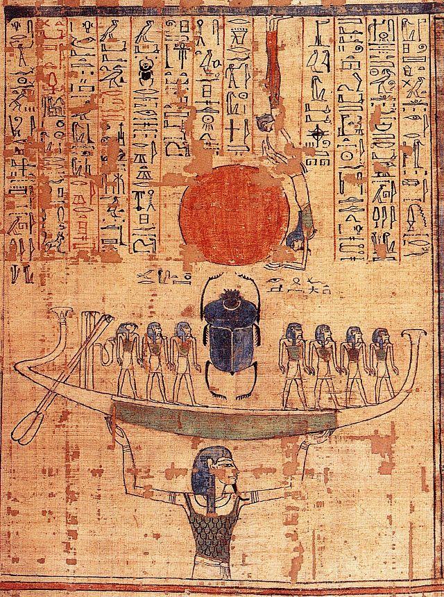 Egyptská mytologie - Wikiwand