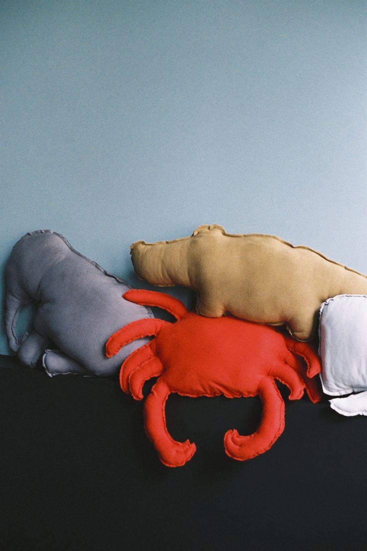 Grampa Cushions