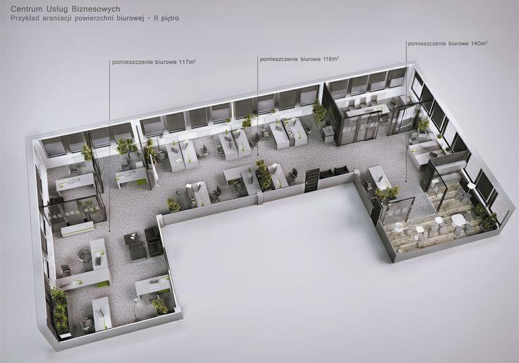 Office Space - isometric renderings - http://www.proestate.pl/pl/artykul/ntpp/1490/1459.html