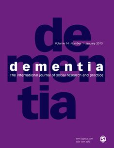 The meaning of slow nursing in dementia care