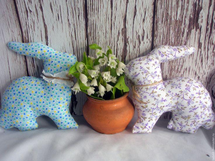 Купить Пасхальный кролик (подарок на Пасху кролик) - комбинированный, Пасха, пасха 2017, Пасхальный кролик