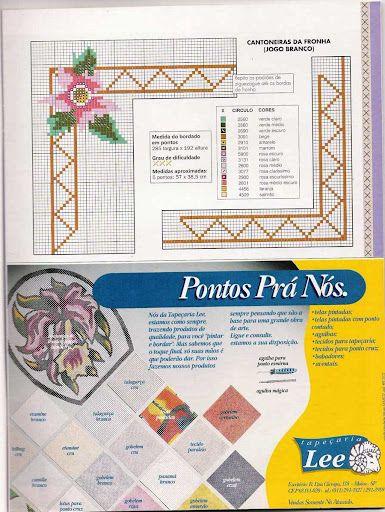 Revista Agulha de Ouro n°20 - Lucilene Donini - Picasa-verkkoalbumit