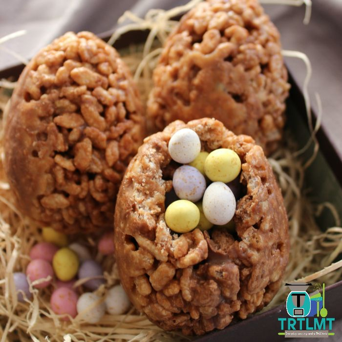 Join us   Now these have got to be one of my most favourite Easter treat to whip up and gift. They have a delicious