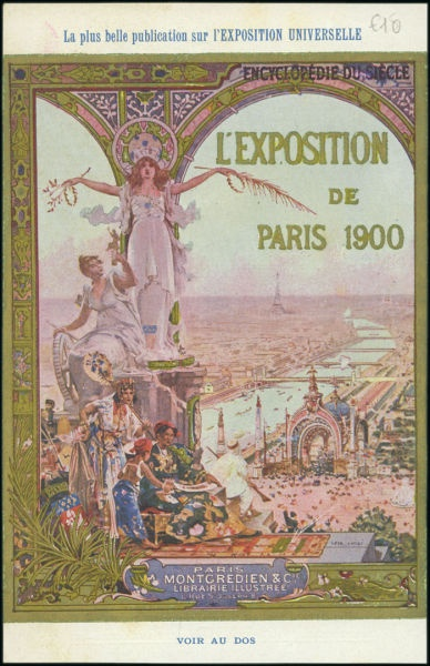 Paris 1900 Olympic Games