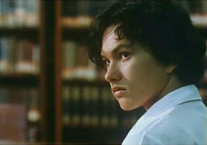 Nicholas Saputra as Rangga in AADC (2002)