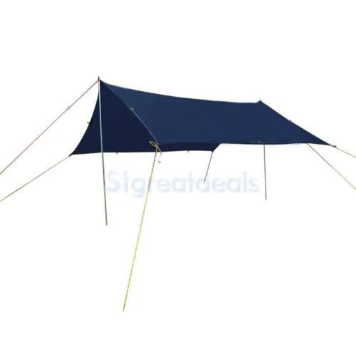 #Waterproof tarp shelter canopy #cover #outdoor camping hiking festival tent,  View more on the LINK: 	http://www.zeppy.io/product/gb/2/371688636905/