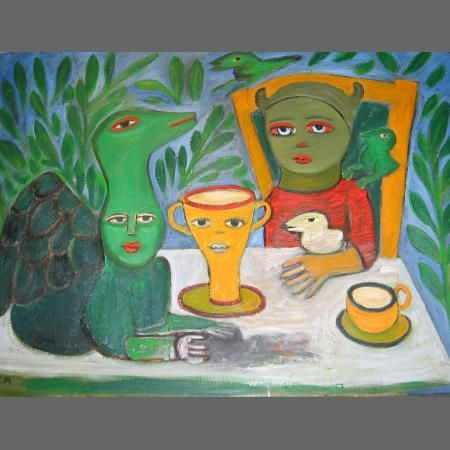Angel Bird and The Magic Cup, 2006