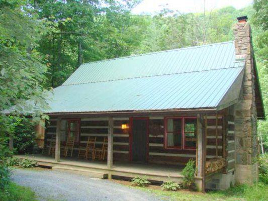 A River Runs Through It - Blue Ridge Mountain Rentals - Boone and Blowing Rock NC Cabin Rentals