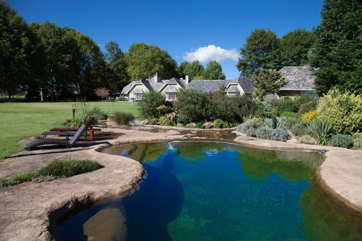 Moorcroft Manor - Himeville, South Africa